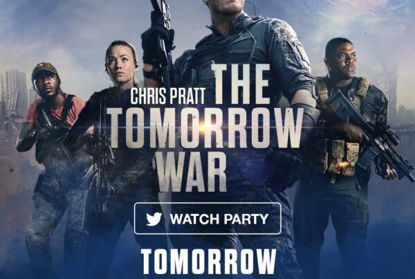 The Tomorrow War movie watch online 2021